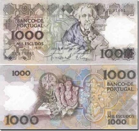 1000 escudos teofilo braga santa nostalgia