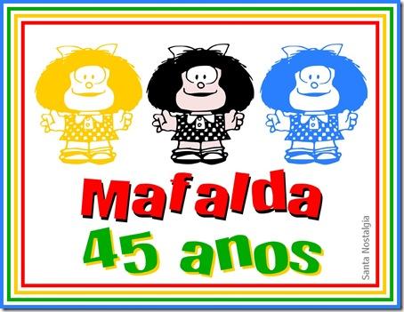 mafalda 45 anos santa nostalgia