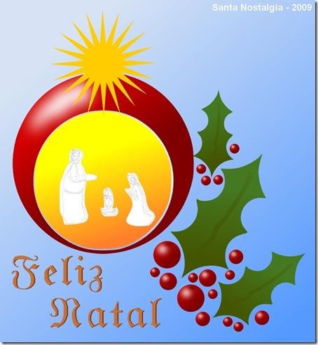 postal natal santa nostalgia 2009_01_01