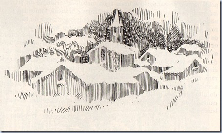 balada da neve santa nostalgia