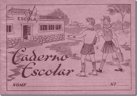 caderno escolar antigo sn2