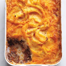Cottage Pie with Vegetable Mash