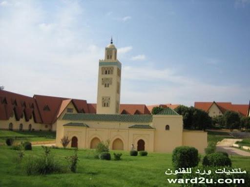 مدينه افران سويسرا المغرب