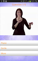 Screenshot of Baby Signing -ASL Intermediate