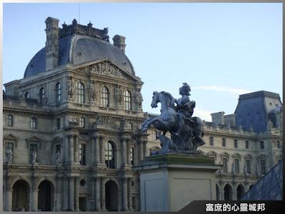 法國巴黎羅浮宮