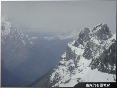 阿爾卑斯山山谷
