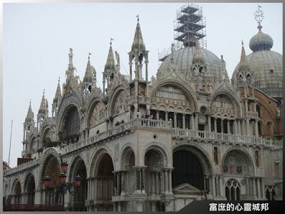 義大利威尼斯聖馬可大教堂