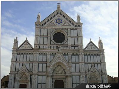 義大利佛羅倫斯聖十字大教堂