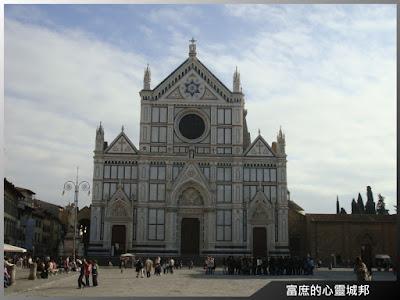 佛羅倫斯聖十字大教堂及其廣場
