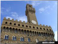 昔日的佛羅倫斯共和國市政廳