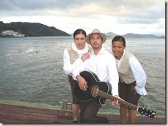 Marisa, ALessandro e Cláudia 7