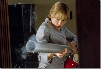 "Angelina Jolie stars as ""Evelyn Salt"" in Columbia Pictures' contemporary action thriller SALT."