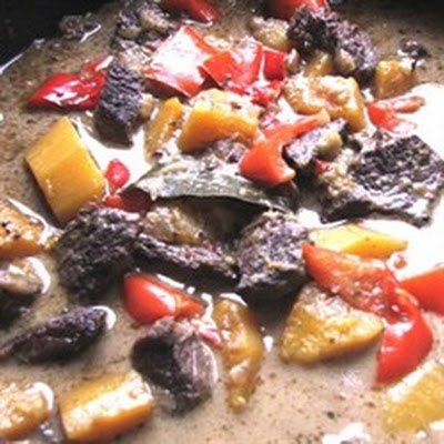 Caribbean Pepperpot