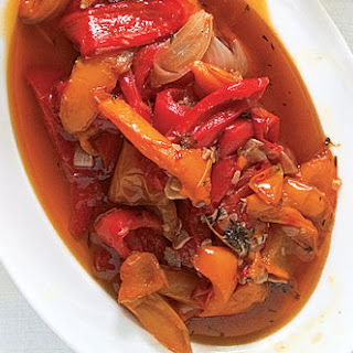 Stewed Sweet Peppers (Peperonata)