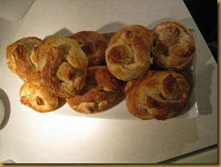 Homemade Pretzels 029