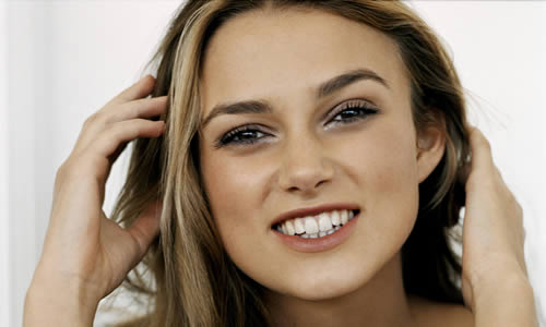 Glamor Celebs And Fashion Keira Knightley Close Up