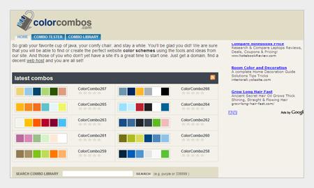 tips pemilihan warna untuk desain grafis menggunakan colorcombos