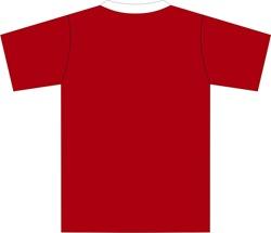 Template Desain Kaos Tshirt Vector CorelDraw