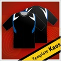 Template Master Design Kaos CorelDraw