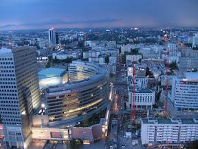 Восточный Париж, или предпраздничная Варшава