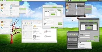 FrescoVS,windows style xp theme download,xp佈景主題vista,visual styles,xp佈景主題教學下載,桌面改造,桌面美化,破解xp佈景主題限制