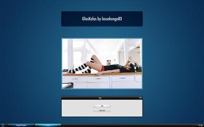 GlasKalas,windows style xp theme download,xp佈景主題vista,visual styles,xp佈景主題教學下載,桌面改造,桌面美化,破解xp佈景主題限制