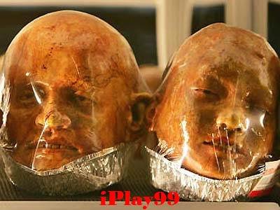 驚悚圖文,泰國景點,人體器官,麵包店,Human Bakery,Human Bread,烘培坊
