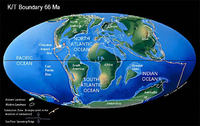 el_mundo_hace_66_millones_de_años