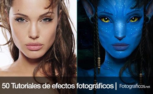 50 Efectos Fotográficos