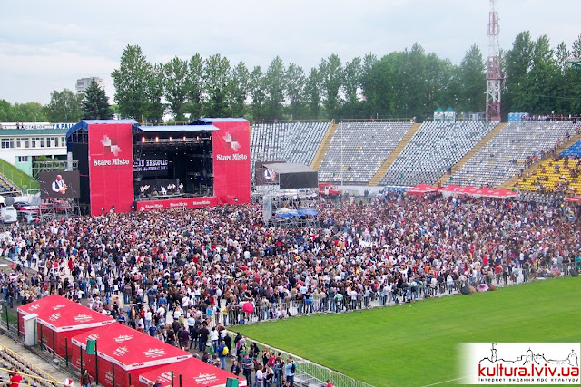 фестиваль Stare Misto 2011