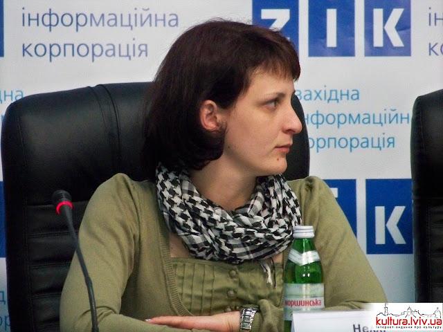 Неллі Клос, координатор літературного фестивалю