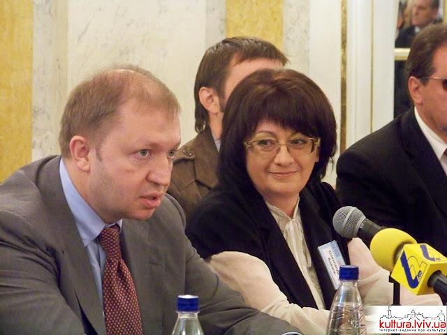 Василь Горбаль на відкритті 17 Форуму Видавців