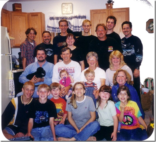 James W Littrell Family coYoland Christine Littrell~Welch2