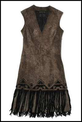 Derek Lam Fringe Dress
