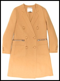 3.1 Phillip Lim Camel Coat