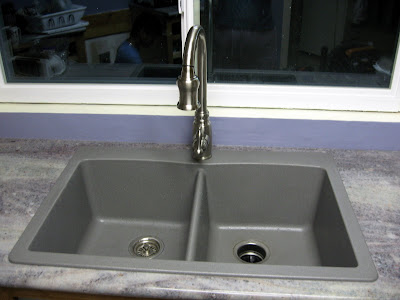 Drop In Sink With Granite