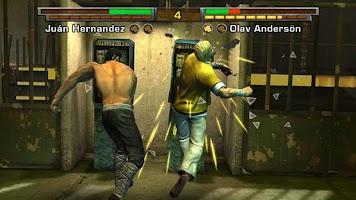 Screenshot of Fight Game: Heroes