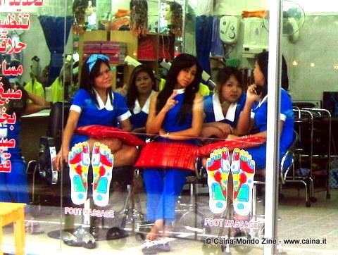 donne tailandesi