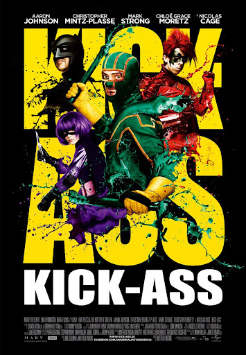 Título original: Kick-Ass