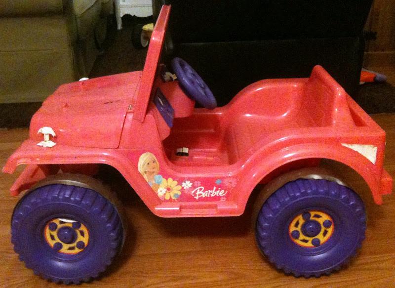 modified power wheels chozian\u0027s 6v pw barbie blitz lil wranglerDetails About Power Wheels Barbie Lil Wrangler 4x4 Jeep New In Box #16