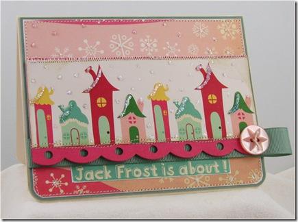 Jolly by Golly Card Idea
