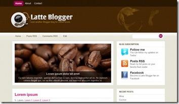 Latte-Blogger