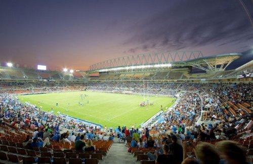 Stadium in Africa