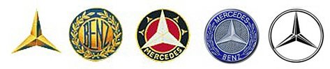 Car logo Mercedes-Benz