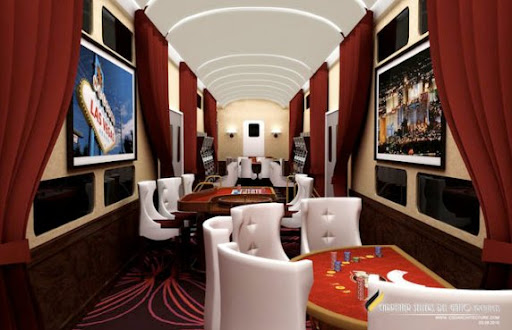 Luxury Train will connect Las Vegas to Los Angeles