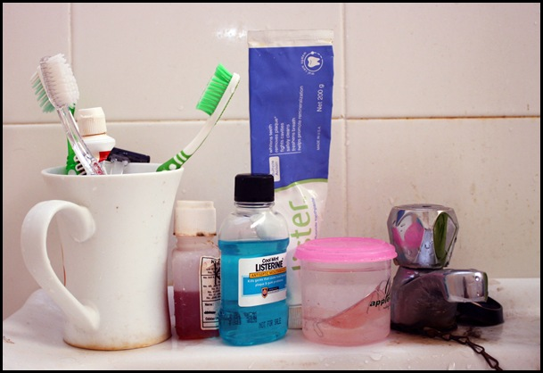 instruments to keep your oral clean.