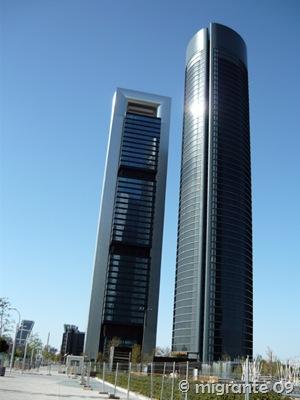 torres caja madrid y sacyr