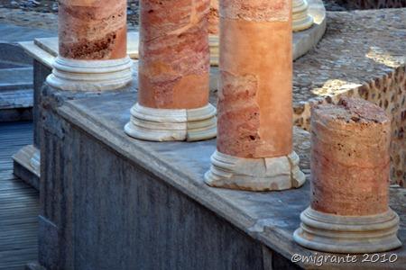 tres columnas y un décimo