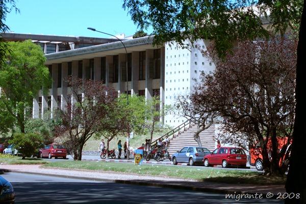 Facultad de Arquitectura - UdelaR - Montevideo