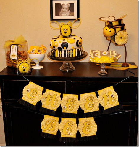 The Autocrat Bumble Bee Birthday Party